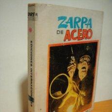 Cómics: ZARPA DE ACERO Nº 7 EDICION ESPECIAL VERTICE. Lote 28565237