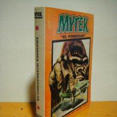 Cómics: MYTEK Nº 5 EDICION ESPECIAL VERTICE. Lote 28565375