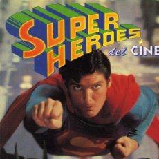 Cómics: SUPERHEROES DEL CINE (SUPERMAN, BATMAN, ROBOCOP, CONAN, EL CUERVO, BARBARELLA...). Lote 28617293