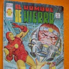 Cómics: EL HOMBRE DE HIERRO . EXTRA DE NAVIDAD . MODOK . VERTICE 1976 .. Lote 28684226