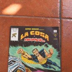 Cómics: SUPER HEROES LA COSA Y NAMOR V 2 Nº 134 VERTICE MUNDI COMICS. Lote 28702104