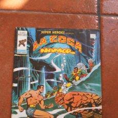 Cómics: SUPER HEROES LA COSA Y NAMOR V 2 Nº 93 VERTICE MUNDI COMICS. Lote 28702173
