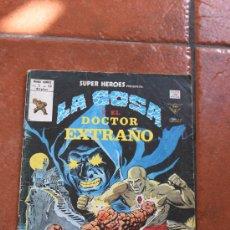 Cómics: SUPER HEROES LA COSA Y EL DOCTOR EXTRAÑO V 2 Nº 116 . VERTICE MUNDI COMICS. Lote 28702374
