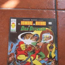 Cómics: HEROES MARVEL EL HOMBRE DE HIERRO Y DAN DEFENSOR V 2 Nº 45 MUNDI COMICS VERTICE. Lote 28702586