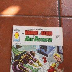 Cómics: HEROES MARVEL EL HOMBRE DE HIERRO Y DAN DEFENSOR V 2 Nº 27 MUNDI COMICS VERTICE. Lote 28702722
