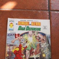Cómics: HEROES MARVEL EL HOMBRE DE HIERRO Y DAN DEFENSOR V 2 Nº 26 MUNDI COMICS VERTICE. Lote 28702785