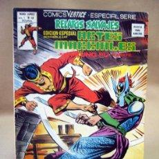 Cómics: COMIC, RELATOS SALVAJES, EDICION ESPECIAL, ARTES MARCIALES, VOL 1, Nº 48, VERTICE. Lote 28710297