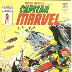 Cómics: SUPER HEROES V.1 Nº 132 CAPITAN MARVEL. Lote 28732517