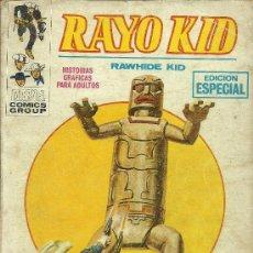Cómics: (COM-75)COMIC VERTICE RAYO KID Nº10 - 25 PTS.. Lote 28875683