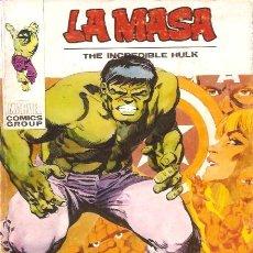 Cómics: COMIC VERTICE VOL 1 LA MASA Nº 25. Lote 28924816