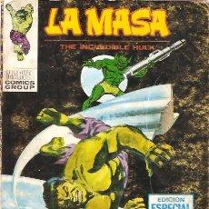 Cómics: COMIC VERTICE VOL 1 LA MASA Nº 17. Lote 28924975