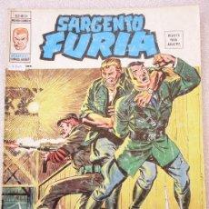 Cómics: SARGENTO FURIA VOL 2 VERTICE Nº 24. Lote 28929260