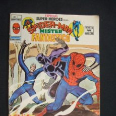 Cómics: SPIDERMAN Y MISTER FANTASTICO - Nº 1 - MARVEL COMICS GROUP - . Lote 28954423