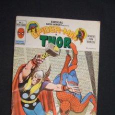 Cómics: SPIDERMAN Y THOR - Nº 3 - MARVEL COMICS GROUP - . Lote 28954468