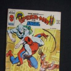 Cómics: SPIDERMAN Y EL ANGEL - Nº 10 - MARVEL COMICS GROUP - . Lote 28954515