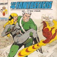 Cómics: COMIC VERTICE VOL 1 LOS 4 FANTASTICOS Nº 65. Lote 28955508