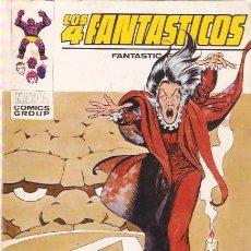 Cómics: COMIC VERTICE VOL 1 LOS 4 FANTASTICOS Nº 55. Lote 28955703