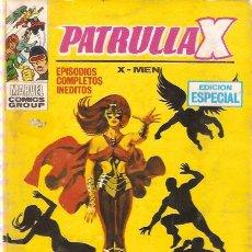 Cómics: COMIC VERTICE VOL 1 PATRULLA X Nº 22. Lote 28965515