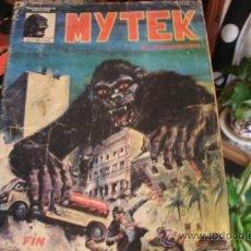 Cómics: MYTEK EL PODEROSO Nº 2 - FIN DEL COLOSO / MUNDICOMICS VERTICE / AÑO 1981. Lote 28974150