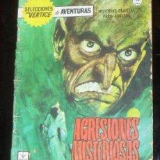 Comics - SELECCIONES VERTICE DE AVENTURAS Nº 6. COMICS VERTICE GRAPA. - 29000517