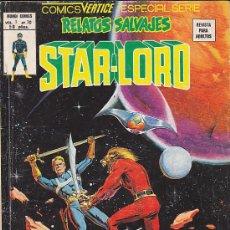 Cómics: RELATOS SALVAJES VOL.1 Nº 70 STAR-LORD . Lote 29218291