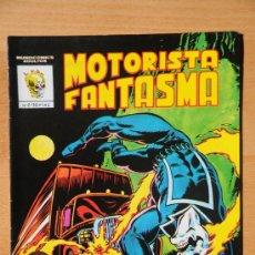 Comics: VÉRTICE MUNDICOMICS MOTORISTA FANTASMA Nº 2. Lote 29222440