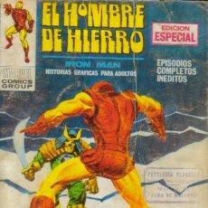 Cómics: EL HOMBRE DE HIERRO V - 1 ( VERTICE ) TACO ORIGINAL 1969 LOTE. Lote 29262851