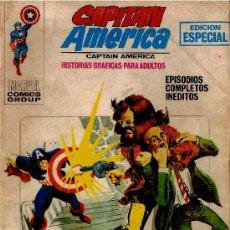 Cómics: EL CAPITAN AMERICA .VERTICE.VOL 1.Nº8. Lote 29321086