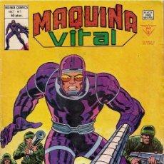Cómics: EL HOMBRE MAQUINA Nº1 VOL1. Lote 29369626