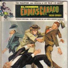 Cómics: EL HOMBRE ENMASCARADO Nº 6. Lote 29401288