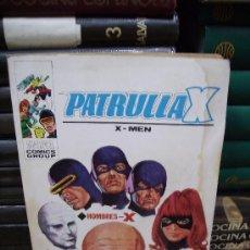 Cómics: PATRULLA X DE VERTICE Nº 1. Lote 34944603
