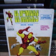 Cómics: EL HOMBRE DE HIERRO DE VERTICE Nº 18. Lote 29441054