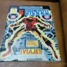 Cómics: MUNDICOMICS Nº3-81 HOMBRE DE HIERRO -¡VIAJE!. Lote 29468129