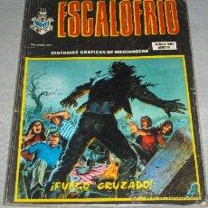 Cómics: VÉRTICE VOL. 1 ESCALOFRÍO Nº 52. 35 PTS. MUY DIFÍCIL!!!!!!. Lote 29563742