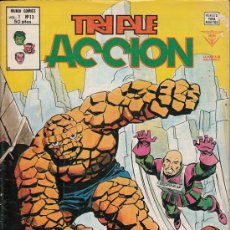 Cómics: TRIPLE ACCION VOL.1 # 13 (VERTICE,1980) - LOS DEFENSORES - DEFENDERS. Lote 29566747