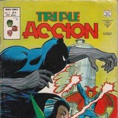 Cómics: TRIPLE ACCION VOL.1 # 6 (VERTICE,1979) - LOS DEFENSORES. Lote 29567022