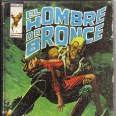 Cómics: EL HOMBRE DE BRONCE Nº 3. EL ESQUEMA INFIERNO. LITERACOMIC.. Lote 29586863