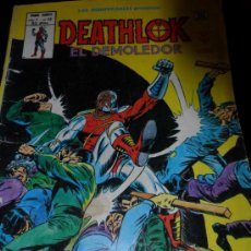 Cómics: LOS INSUPERABLES V.1 Nº 29 , DEATHLOK EL DEMOLEDOR. Lote 29602881