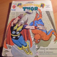 Cómics: SPIDERMAN Y THOR ESPECIAL SUPER HEROES Nº 3 ( VERTICE ) (COIM25). Lote 155635209