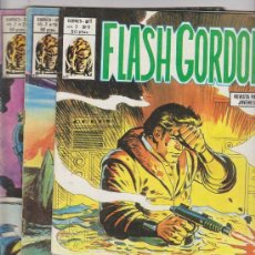 Cómics: FLASH GORDON. VOLUMEN 2. VÉRTICE.LOTE DE 2 EJEMPLARES: 8 Y 21.. Lote 29680795