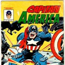 Cómics: CAPITAN AMÉRICA Nº 3 MUNDICOMICS, VERTICE 1981, JACK KIRBY. Lote 29754958