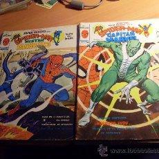Cómics: LOTE COLECCION COMPLETA ESPECIAL SUPER HEROES . SPIDERMAN Y OTROS ( COL). Lote 29790552