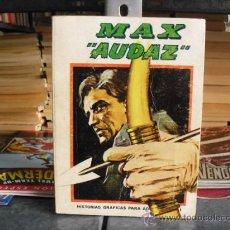 Cómics: MAX AUDAZ - NÚMERO 1 - EDICIONES VÉRTICE 1973. Lote 29904664
