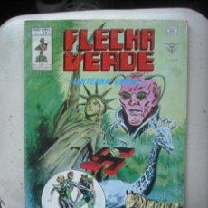 Cómics: FLECHA VERDE - ¡ ESTAMOS AL BORDE DE UN FINAL DEFINITIVO ! VOL. 1 Nº 6 ED. VERTICE ( MUNDICOMICS ). Lote 29943981