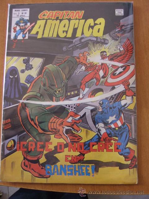 CAPITAN AMERICA VOL.3 Nº 38 (Tebeos y Comics - Vértice - Capitán América)