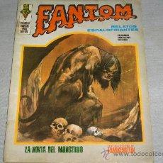 Cómics: VÉRTICE VOL. 1 FANTOM Nº 14 CON FRANKENSTEIN. 1973. 25 PTS. .. Lote 29964657