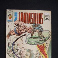 Cómics: LOS 4 FANTASTICOS - VOLUMEN 2 - NUMERO 10 - EDICIONES VERTICE - . Lote 29985973