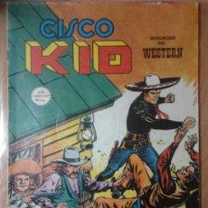 Cómics: CISCO KID Nº 19 . Lote 30022768