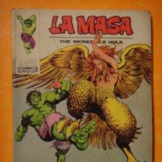 Cómics: LA MASA V.1 Nº 33 LA ARPIA . TACO VERTICE 1973 . MBE .. Lote 30003505
