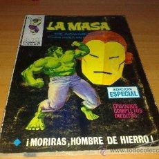 Cómics: EDITORIAL VERTICE , LA MASA Nº 14. Lote 30066288